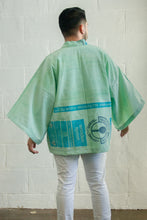 Load image into Gallery viewer, Mint Green Kimono