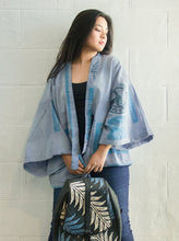 Load image into Gallery viewer, Navy Blue Kimono
