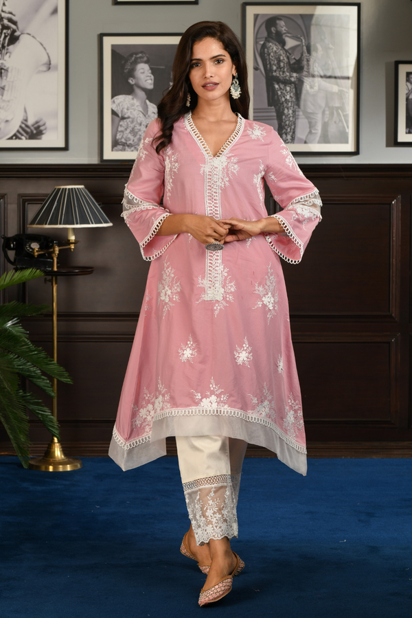 GAIL KURTA With GAIL PANT