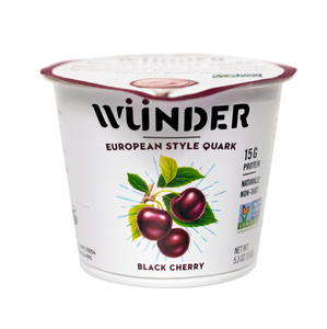 Black Cherry Quark 5.3oz 8-Pack