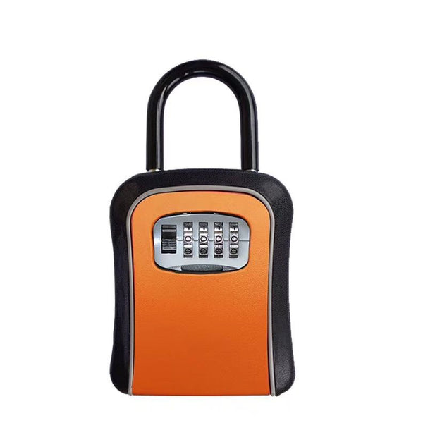 ORANGE LOCK BOX
