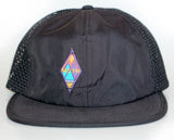 quick dry, wide mesh hat
