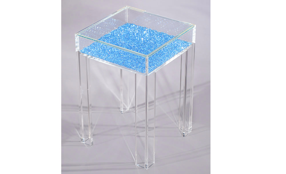 ZILLION AZURE TABLE