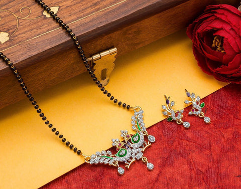 Ravishing Fashionable Mangalsutra Set