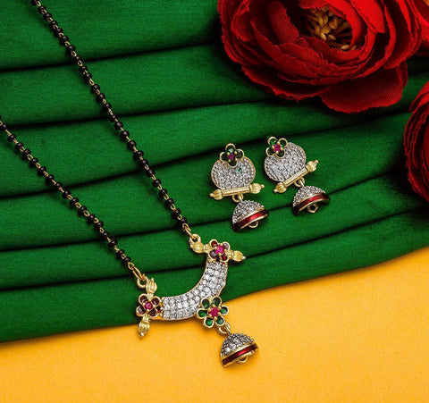 Devastating Fashionable Mangalsutra Set