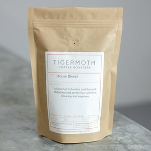Tigermoth House Blend (250g)