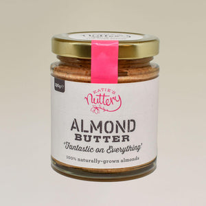 Katie's Nuttery Almond Butter (190ml)