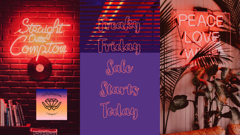 Freaky Friday Sale Starts Today