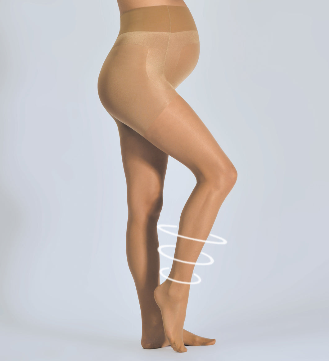 Collant voile  Activ light nude