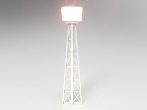 THE F9 REPLICA CLASSIC SUBBUTEO FLOODLIGHTS POWERED BY 9 LEDS