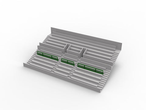 THE SUBBUTEO SECTION FENCES SET