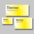 Carte Thermorelief