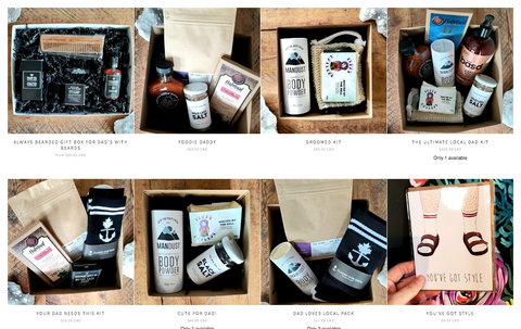 Purdy's Gift Boxes!