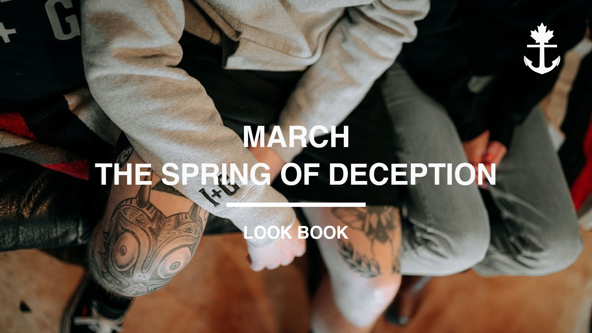 March: The Spring of Deception Look Book Blog