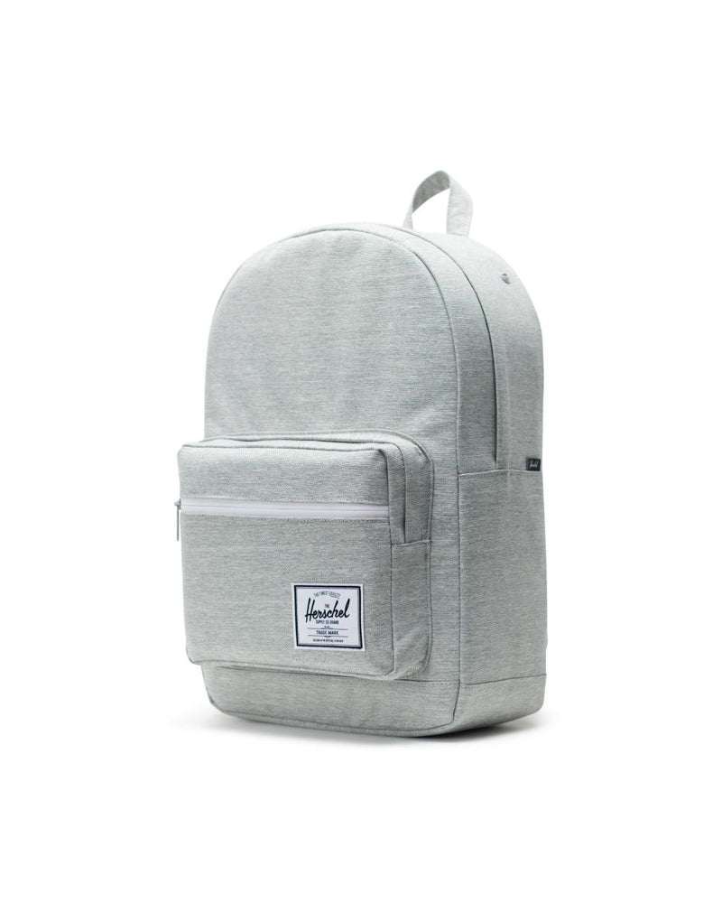 Pop Quiz Backpack x Light Grey Crosshatch