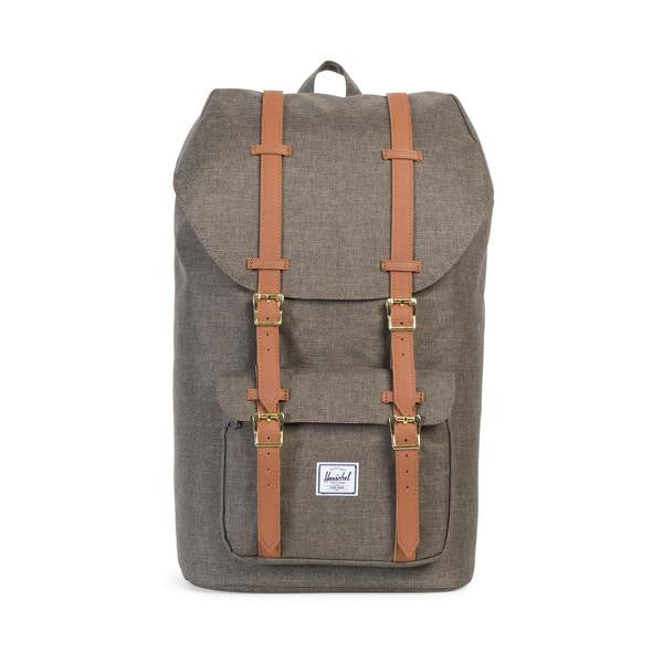 Little America Backpack x Canteen Crosshatch