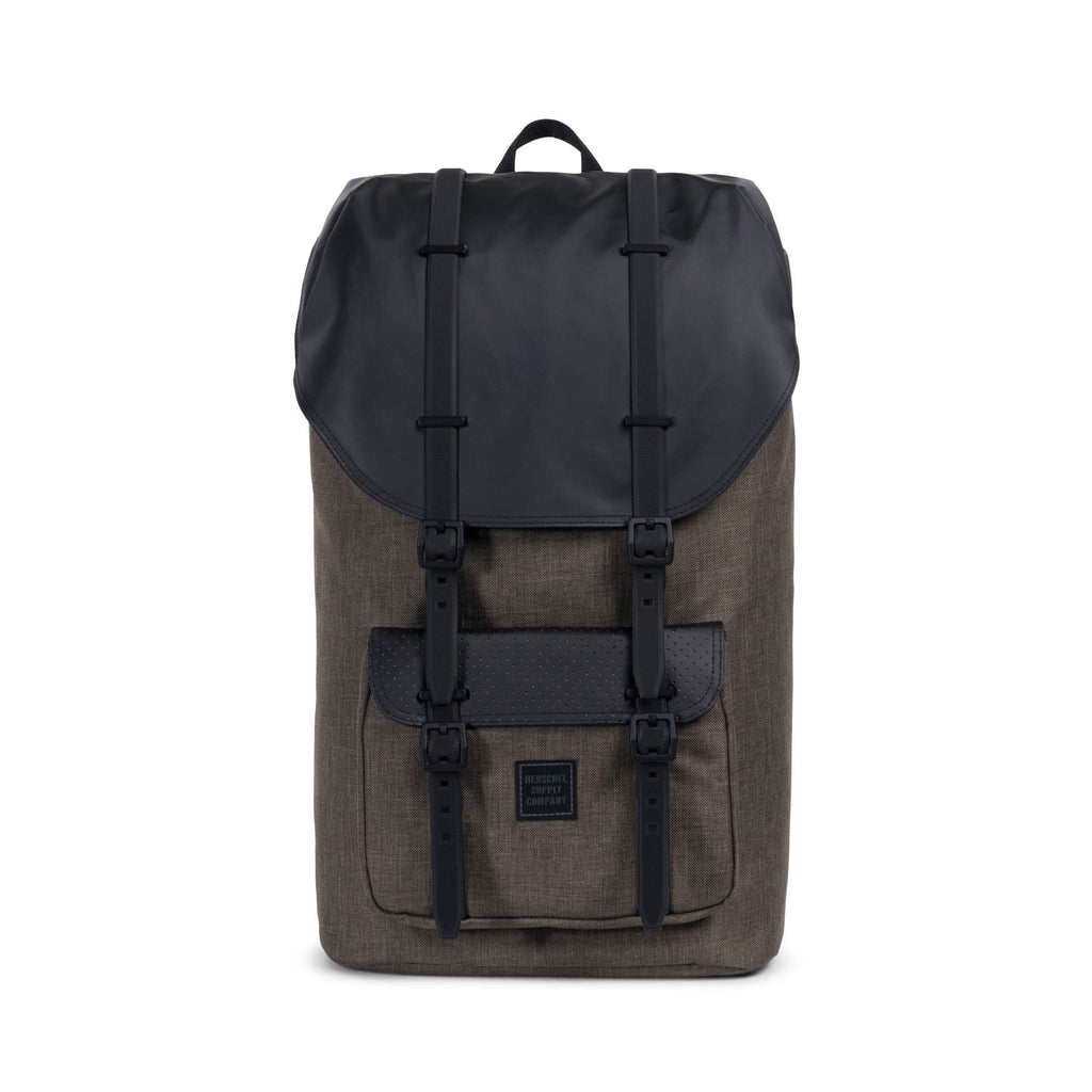 Little America Backpack x Black Canteen Crosshatch