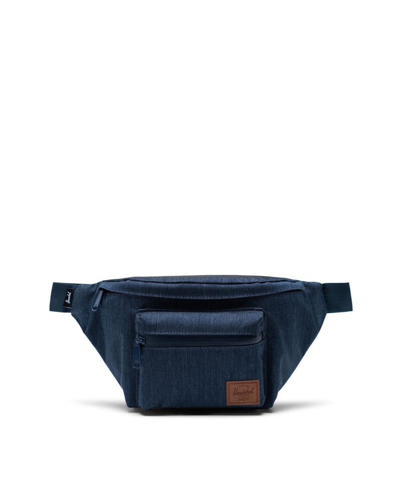 Seventeen Hip Pack x Indigo Denim Crosshatch