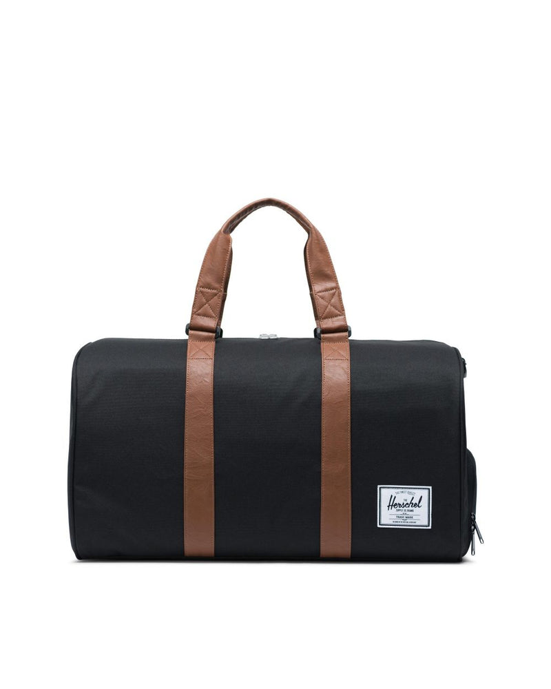 Novel Duffle x Black