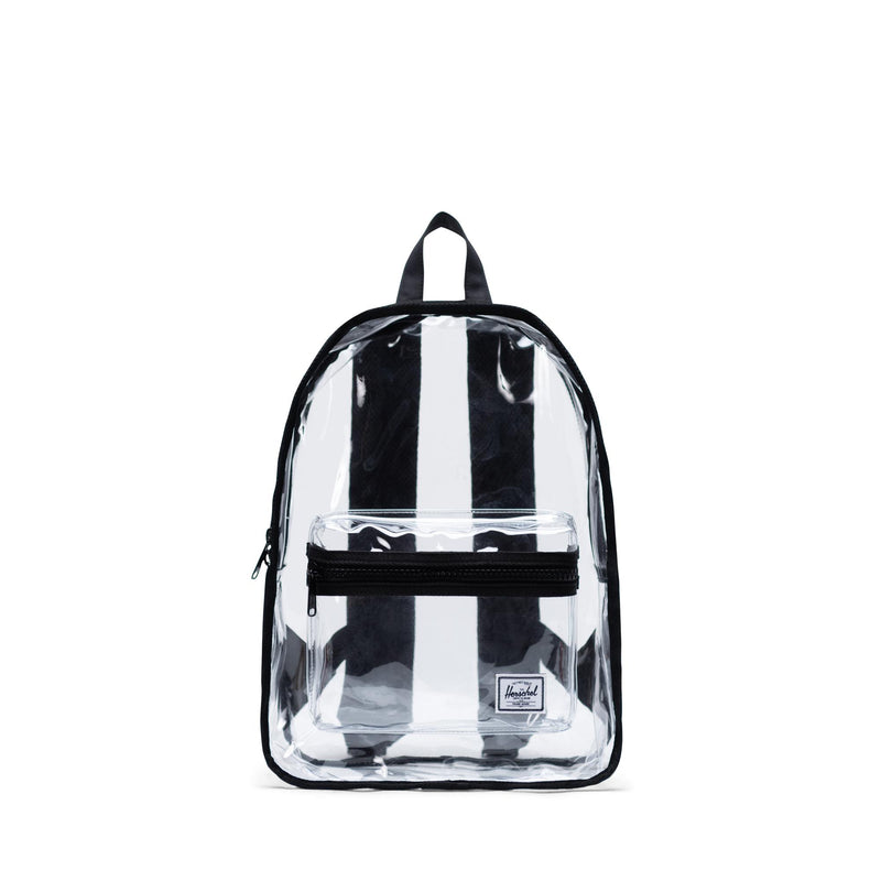 Classic Backpack x Clear Black