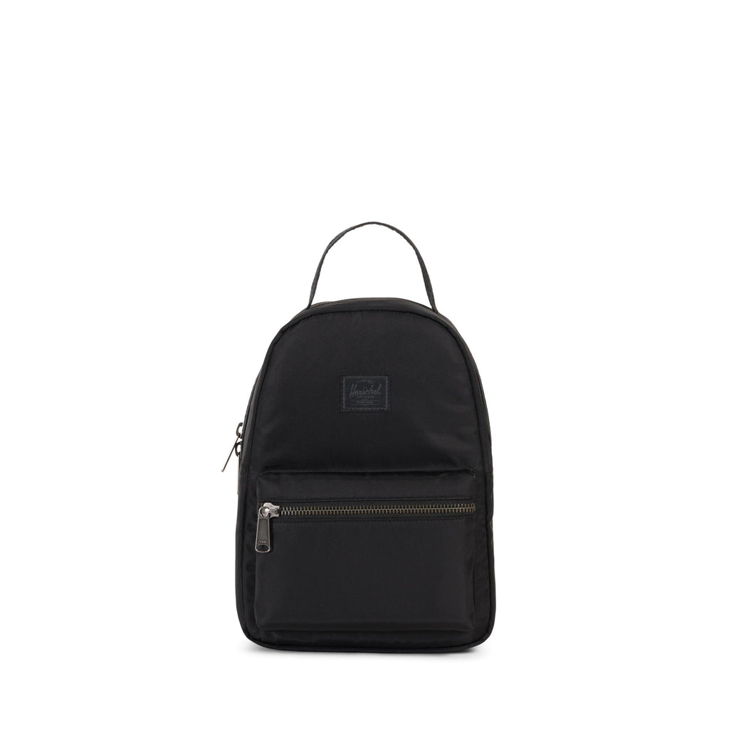 Nova Mini Backpack Light x Black