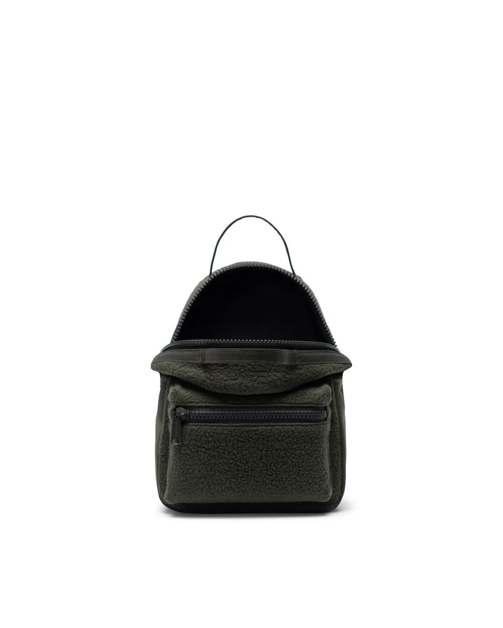 Herschel Nova Mini Backpack x Olive Sherpa