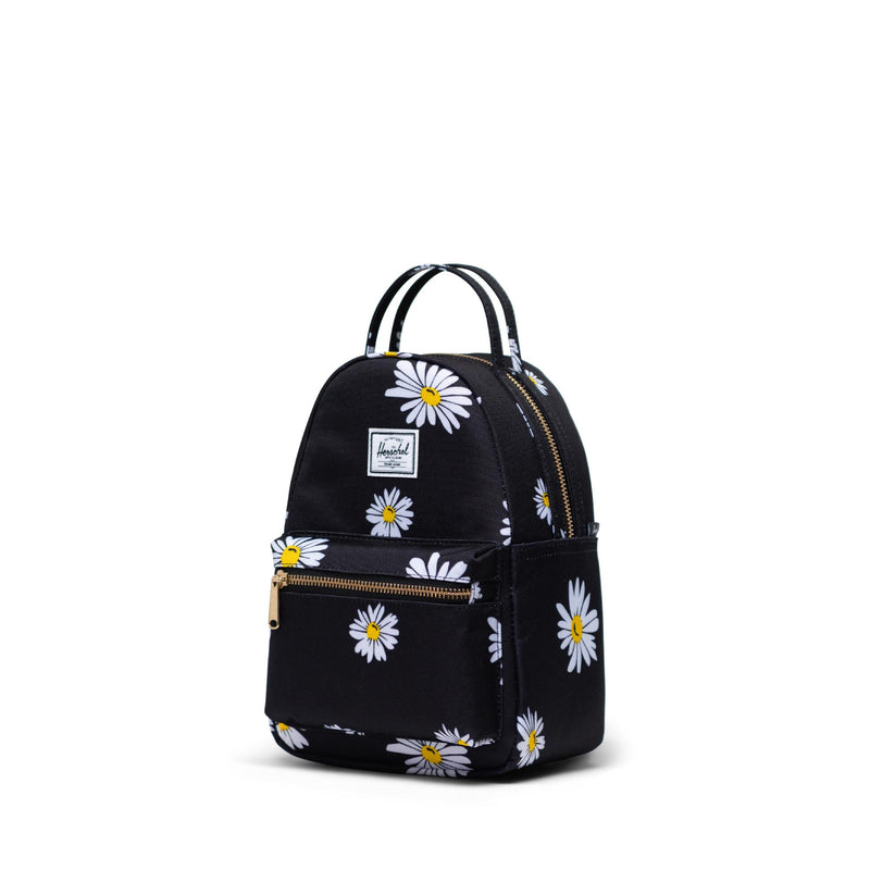 Herschel Nova Mini Backpack x Daisy Black