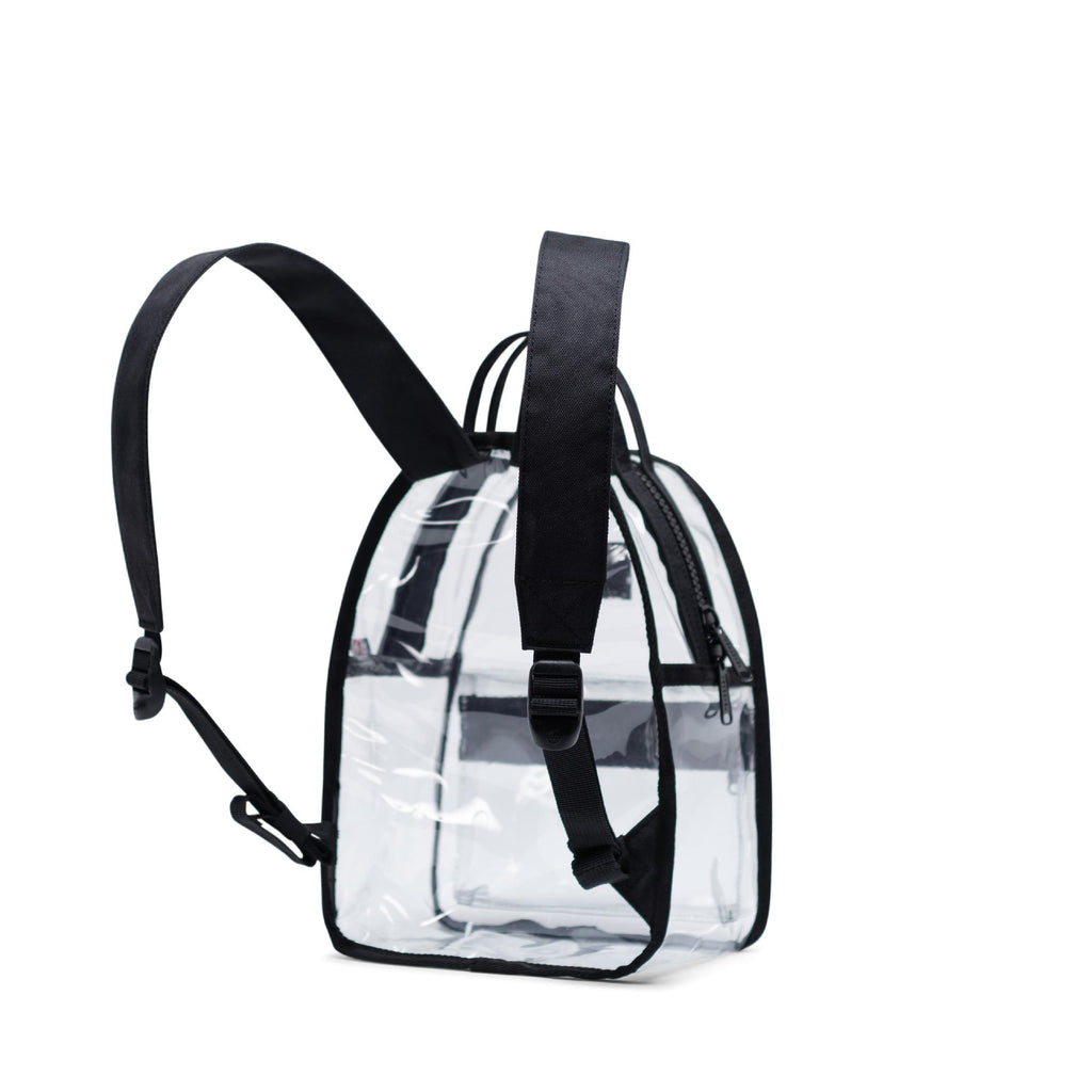 Herschel Nova Mini Backpack x Clear Black