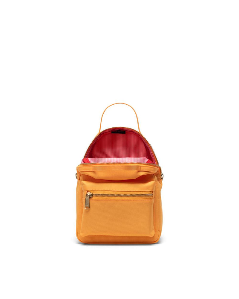 Herschel Nova Mini Backpack x Blazing Orange