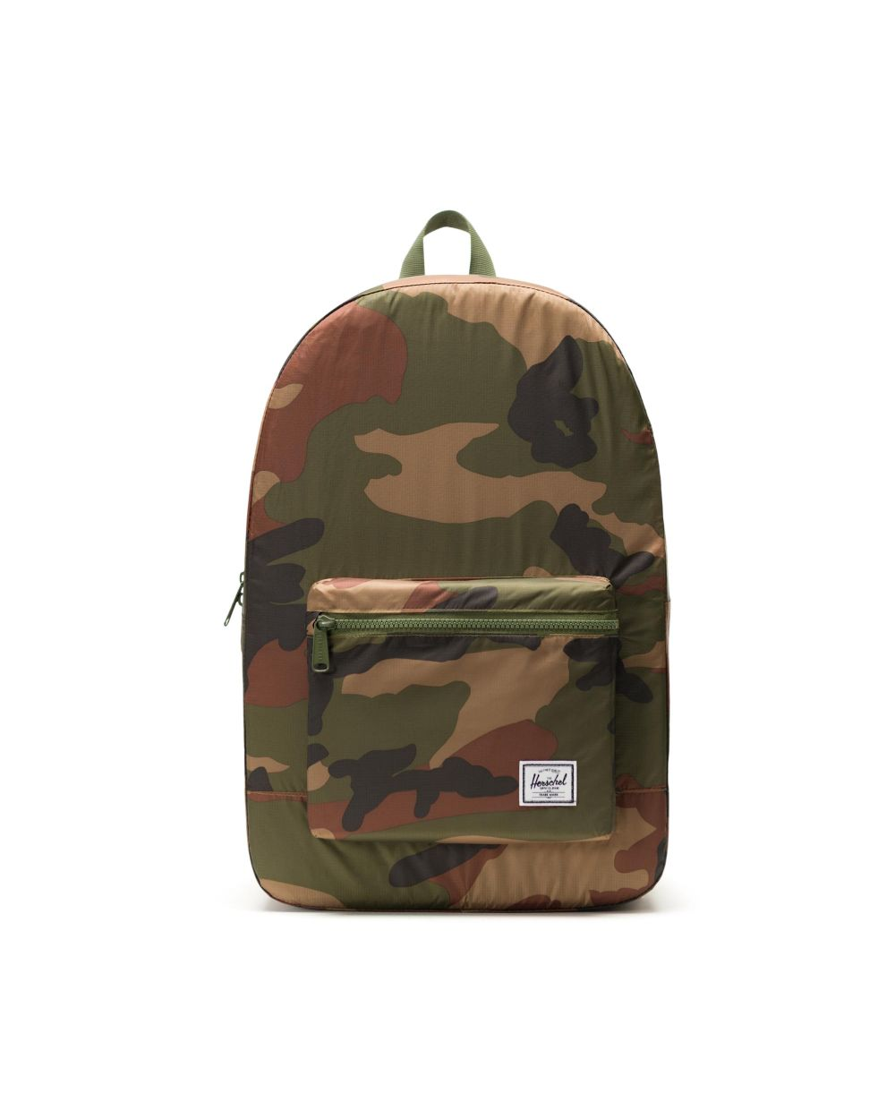 Packable Daypack x Woodland Camo
