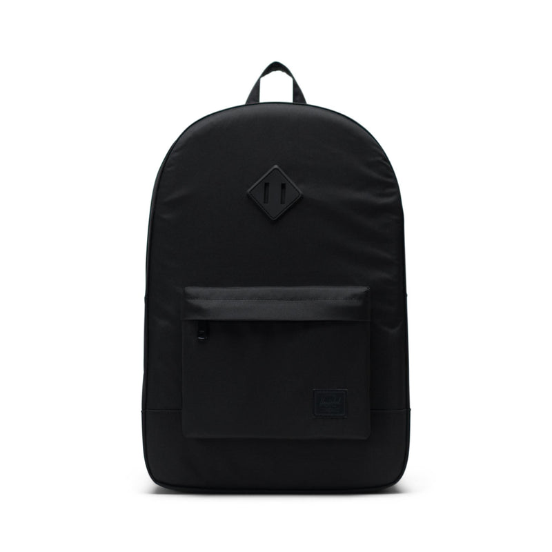 Heritage Backpack Light x Black