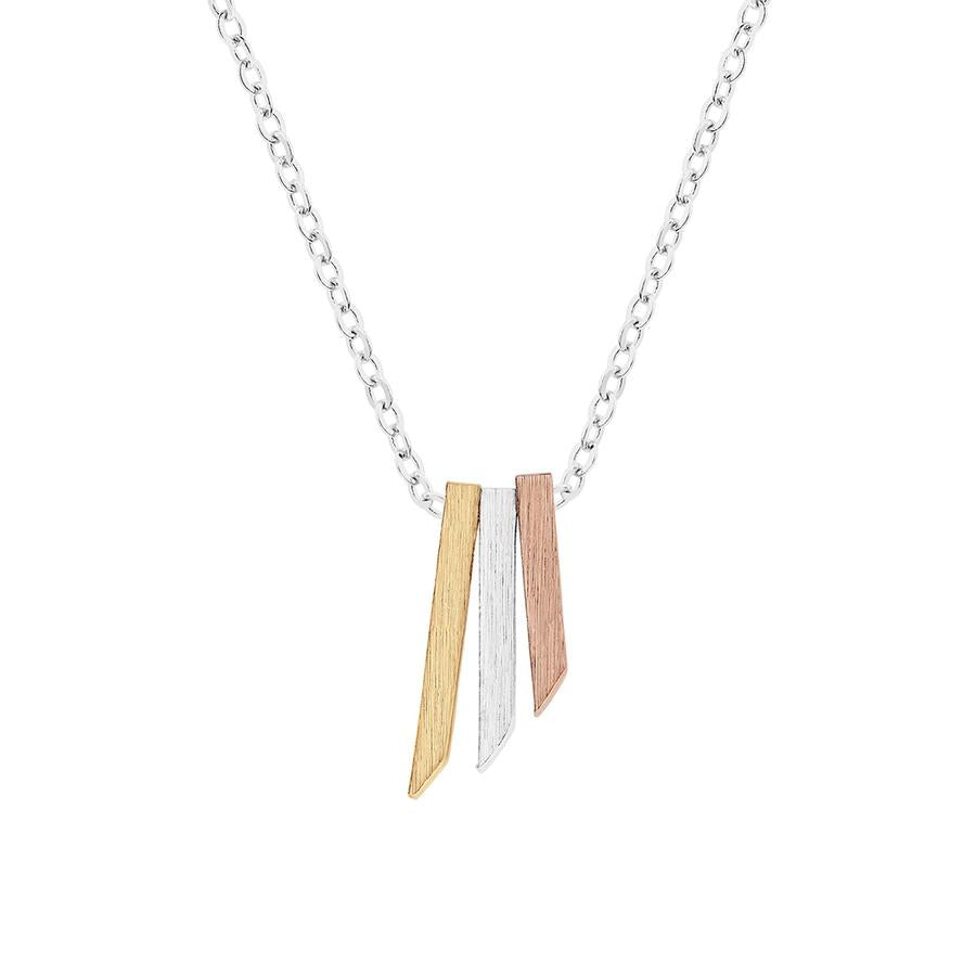 Kylie Necklace Silver