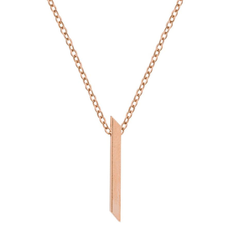 Nasya Necklace Rose Gold