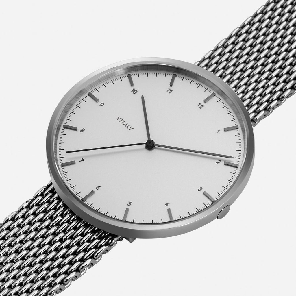 Basel x Stainless Steel [Mesh]