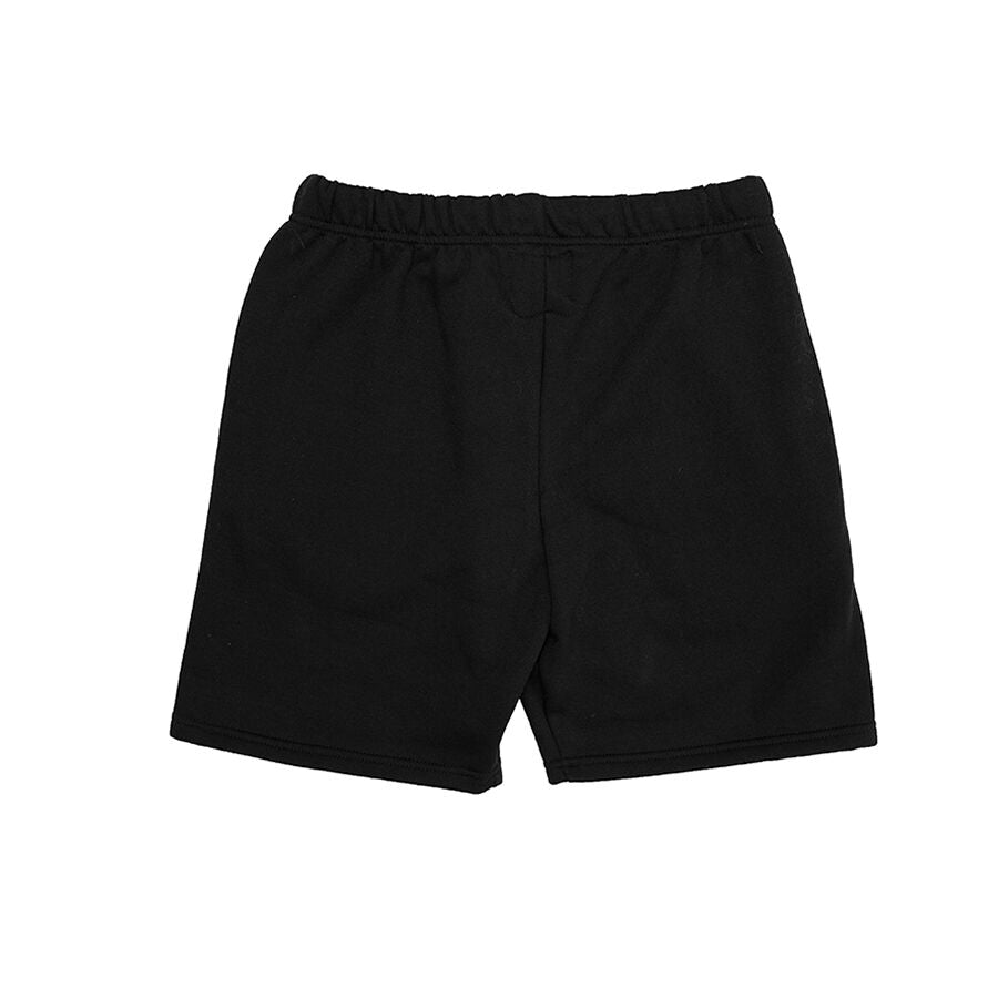 Black Leisure Shorts