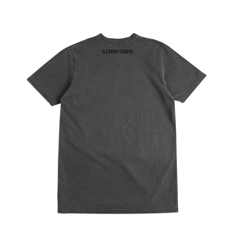 Classic Stone Wash 100% Cotton Heavy-Duty T-Shirt