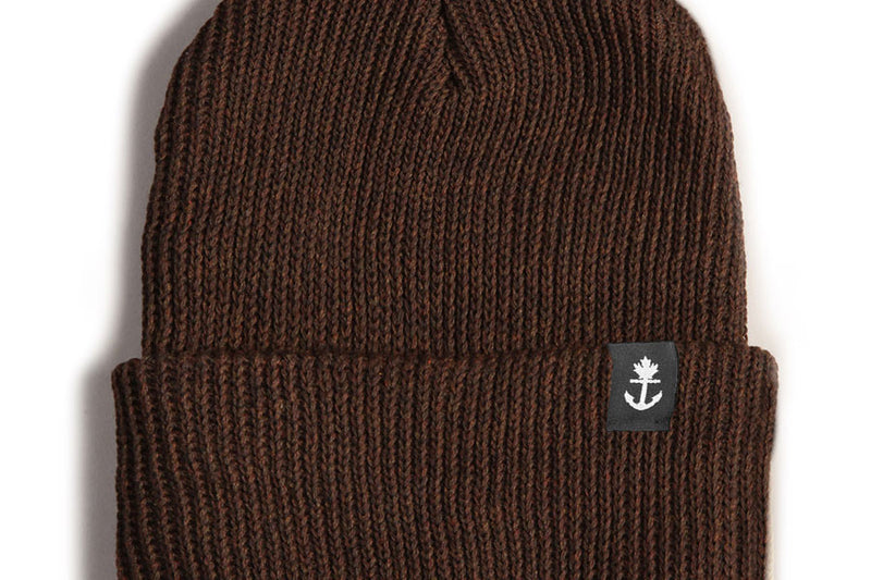 Cotton Provincial Knit Chocolate