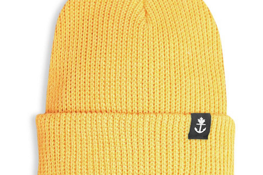 Cotton Provincial Knit Mustard