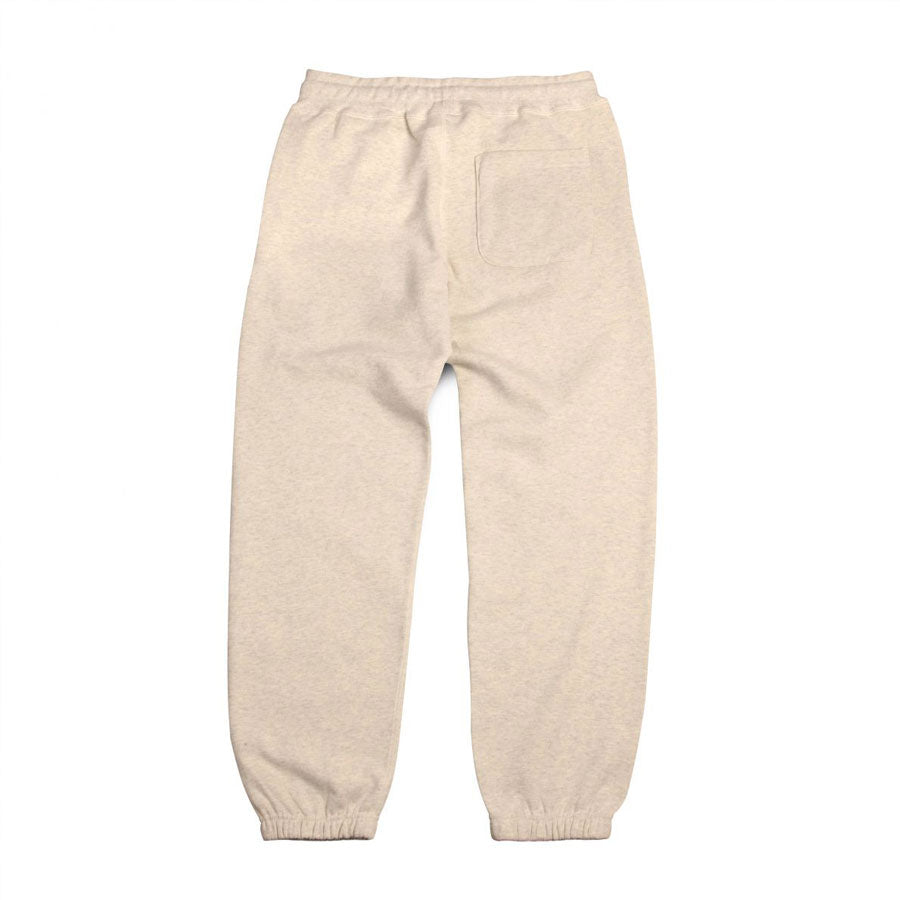 Heavy-Duty Oatmeal Sweatpants