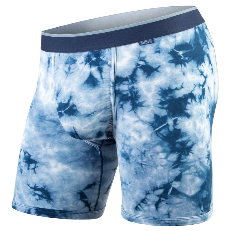 BN3TH Boxer Brief x Shibori/Teal