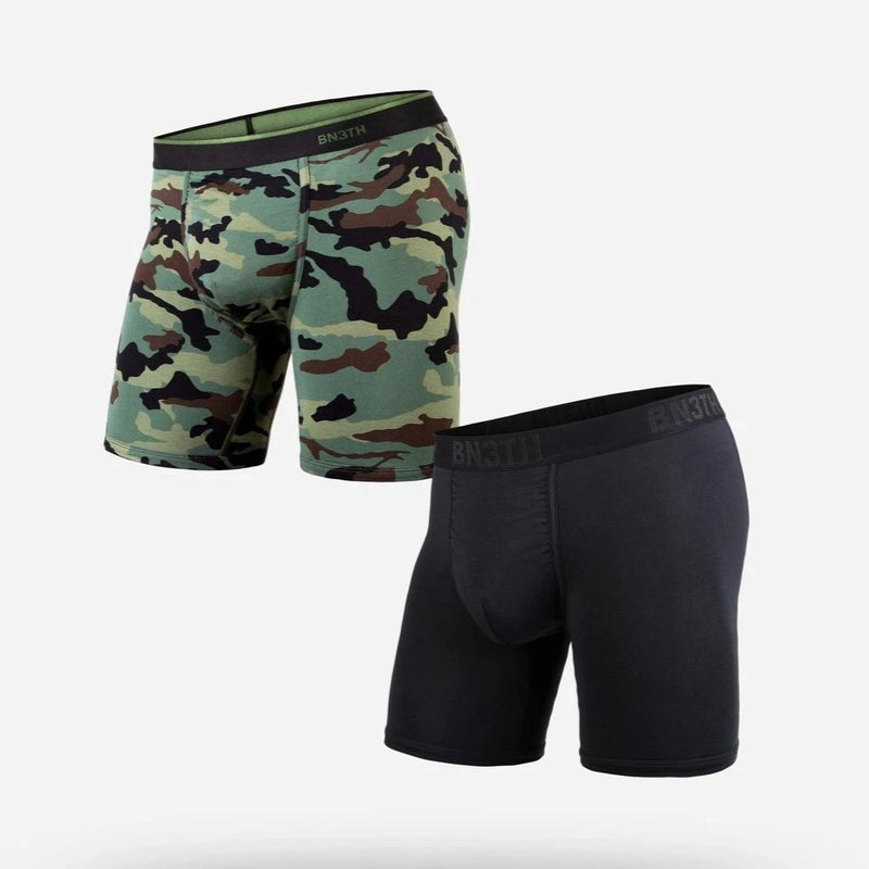BN3TH Boxer Brief x Slate Teal