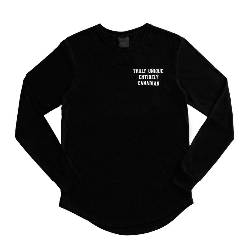 Black Bamboo Truly Standard Long Sleeve