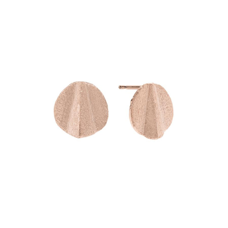 Abela Earrings Rose Gold
