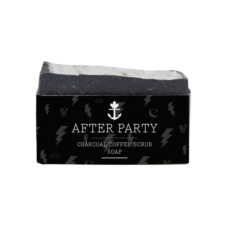 After Party Charcoal Coffee Soap