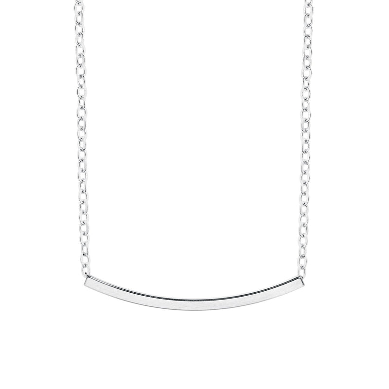 Nasya Necklace Silver