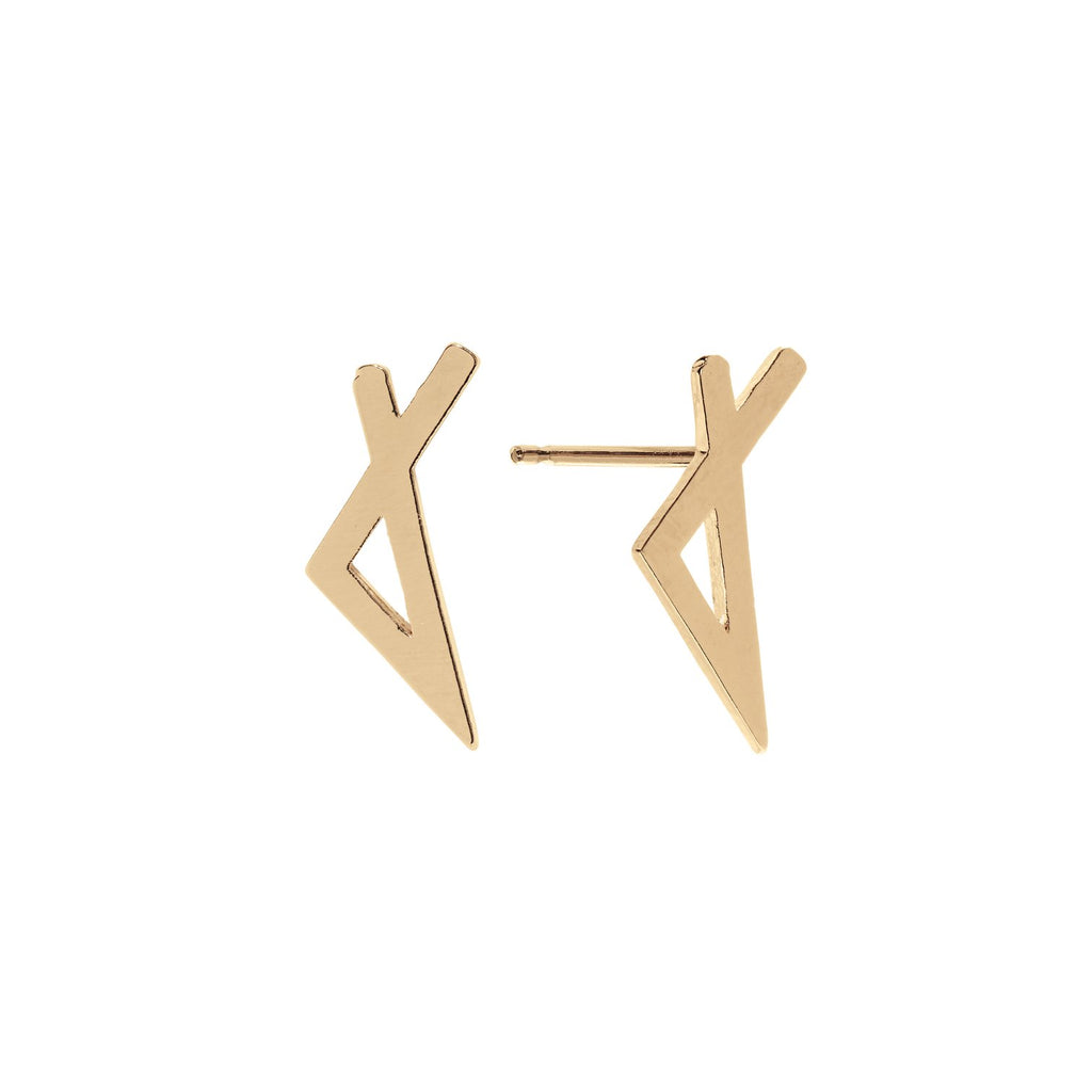 Aubrey Earrings Gold