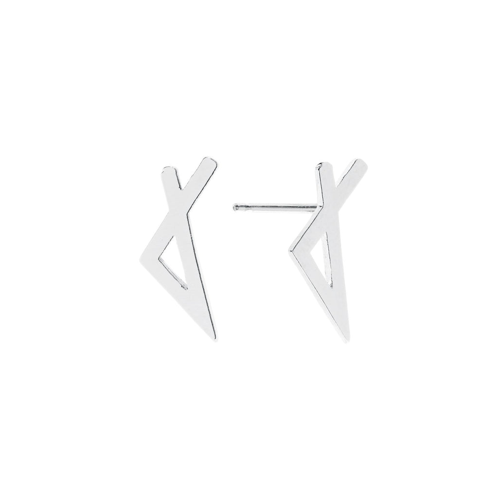Aubrey Earrings Silver