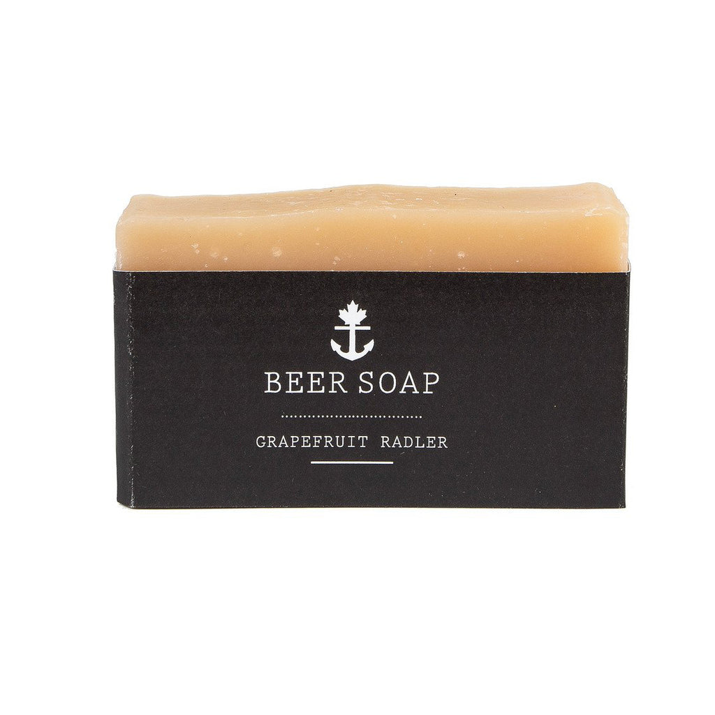 Grapefruit Radler Craft Beer Soap