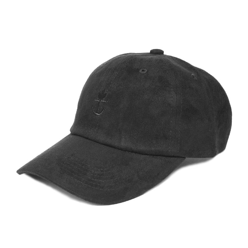 Blackout Classic Suede Dad-Hat
