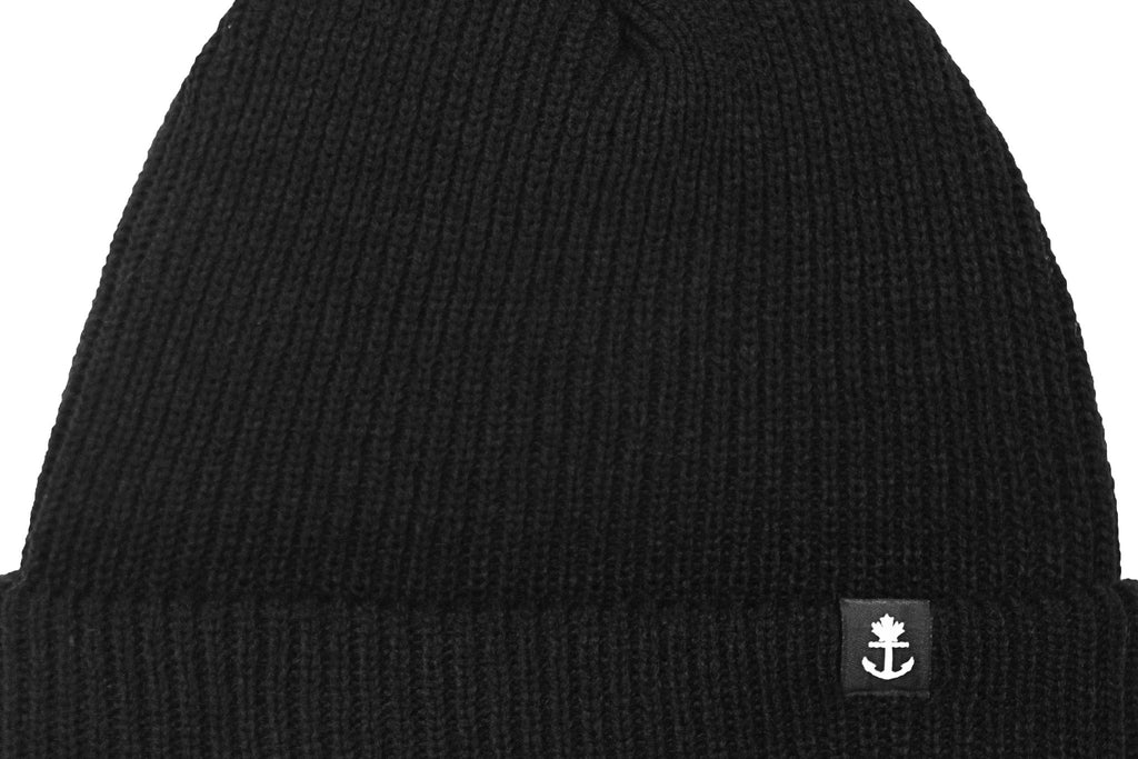 Provincial Knit Black